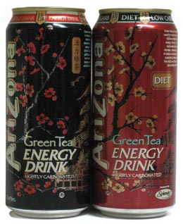 green tea energy!