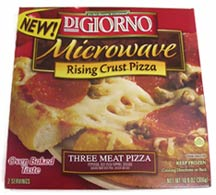 DiGiorno Microwave Rising Crust Pizza