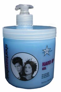 Hard Up Hair Gel