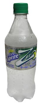 Diet Sprite Zero