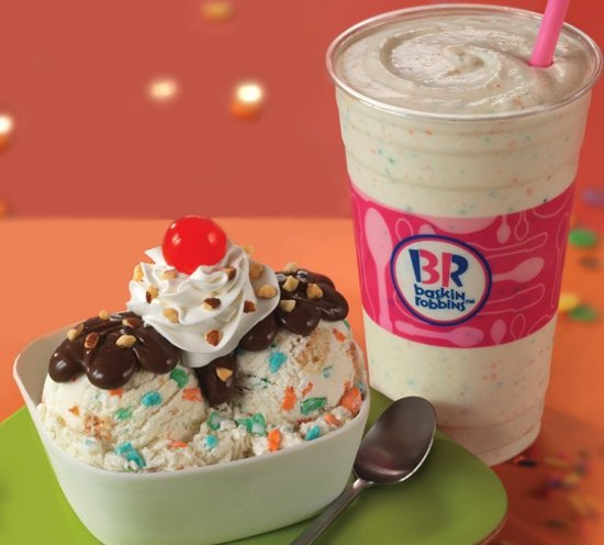 Calories Ice Cream Cake Baskin Robbins