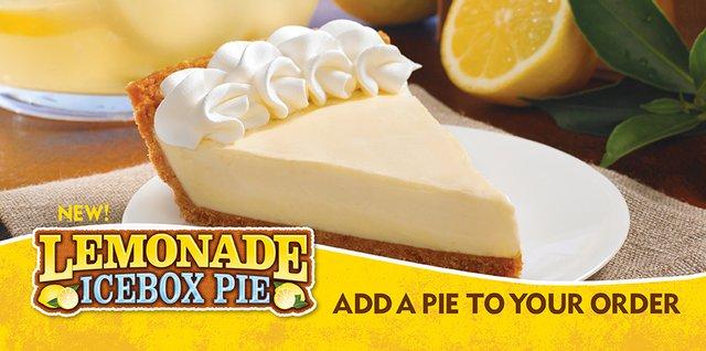 FAST FOOD NEWS: Popeyes Lemonade Icebox Pie – The Impulsive Buy