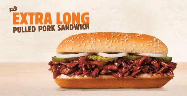 Fast Food That Has Pulled Pork