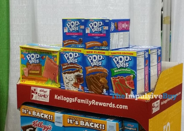 ... Caramel, Watermelon, and Pink Lemonade Pop-Tarts – The Impulsive Buy