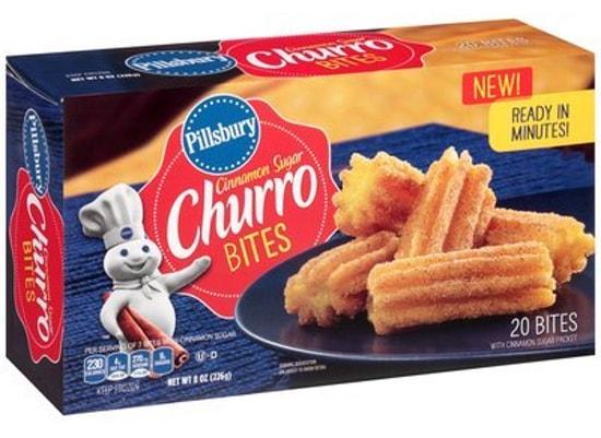 Coming Soon Pillsbury Cinnamon Sugar Churro Bites The