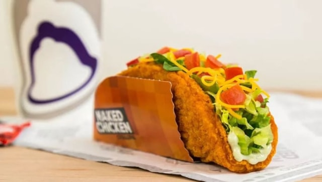 Taco Bells Naked Chicken Chalupa Returns With New Wilder