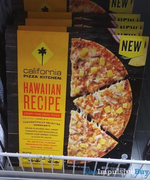 Crust Pizza Kitchen: SPOTTED ON SHELVES (FROZEN FOOD EDITION)