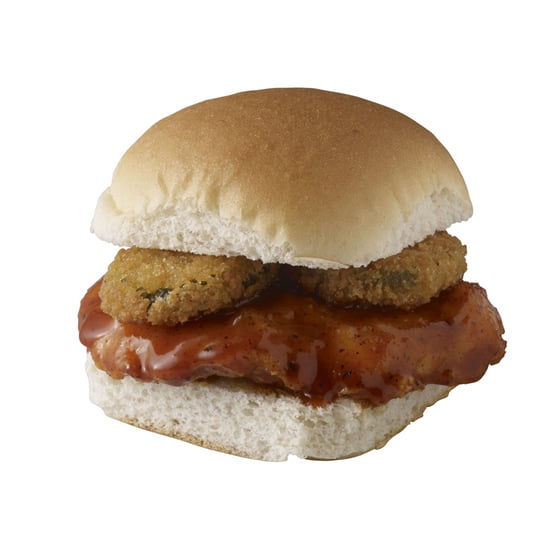 White Castle 2017: FAST FOOD NEWS: White Castle Hot Chicken Slider And Bacon