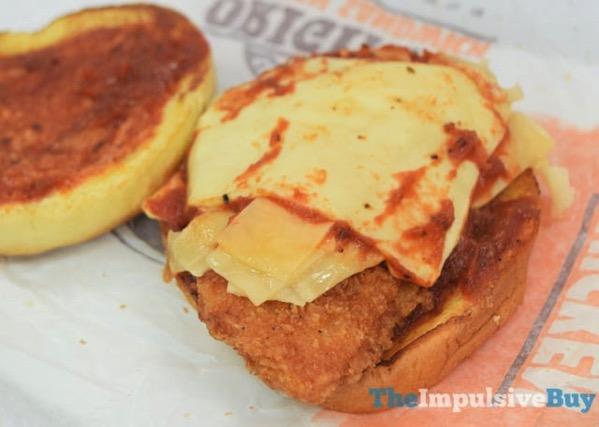 How Long Fast Food Burger In Fridge