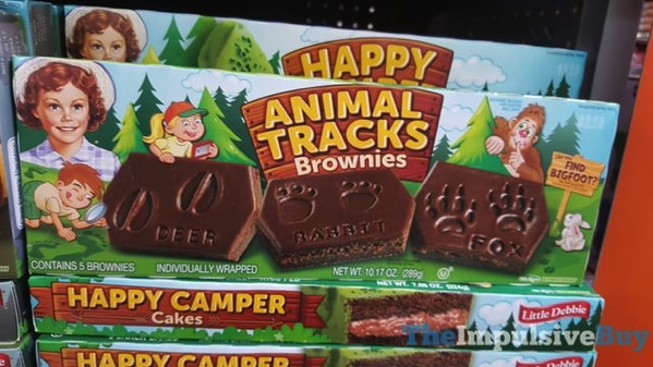 Happy Camper Cakes Little Debbie