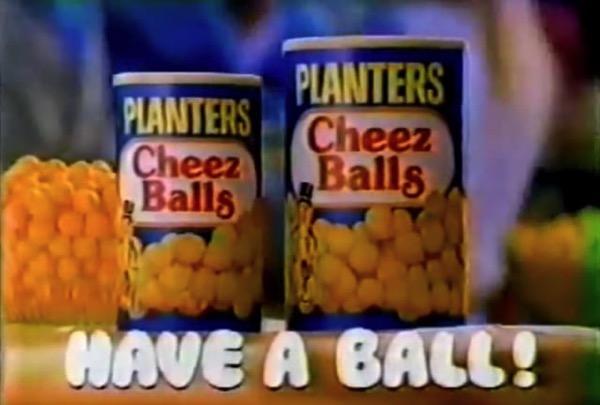 WAYSNACK MACHINE: Planters Cheez Balls - The Impulsive Buy