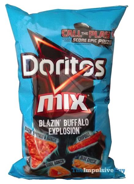 REVIEW: Doritos Mix Blazin' Buffalo Explosion - The Impulsive Buy