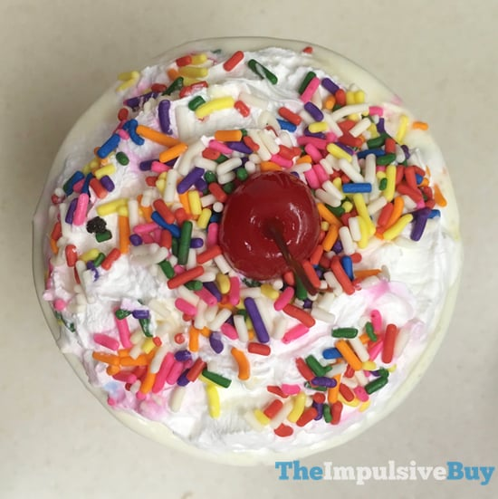 Jack In The Box Birthday Cake Shake Review