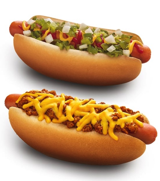 Sonic Hot Dog Day August