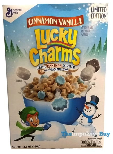 Limited Edition Lucky Charms
