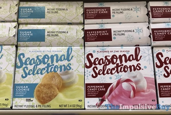 SPOTTED ON SHELVES (HOLIDAY TREATS EDITION) - 11/17/2017 - The Impulsive Buy