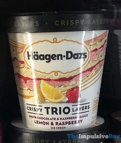 SPOTTED ON SHELVES: New 2018 Haagen-Dazs Trio Ice Cream ...