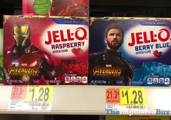 Jello Whole Foods
