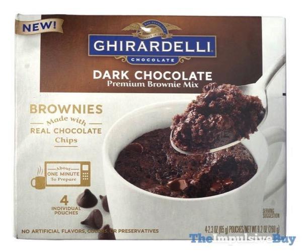 Ghirardelli Dark Chocolate Premium Mug