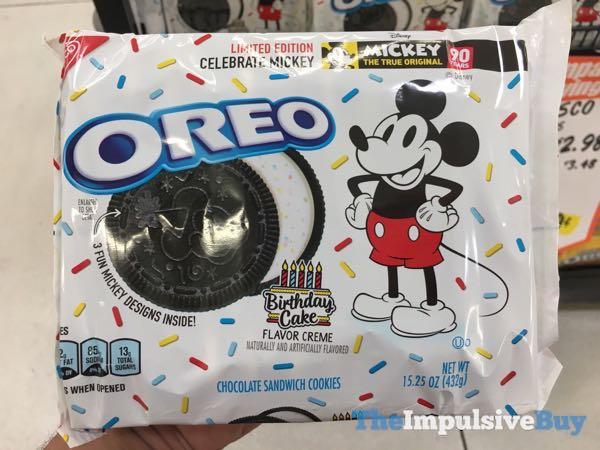 Fabulous Spotted On Shelves Limited Edition Celebrate Mickey Birthday Cake Funny Birthday Cards Online Elaedamsfinfo