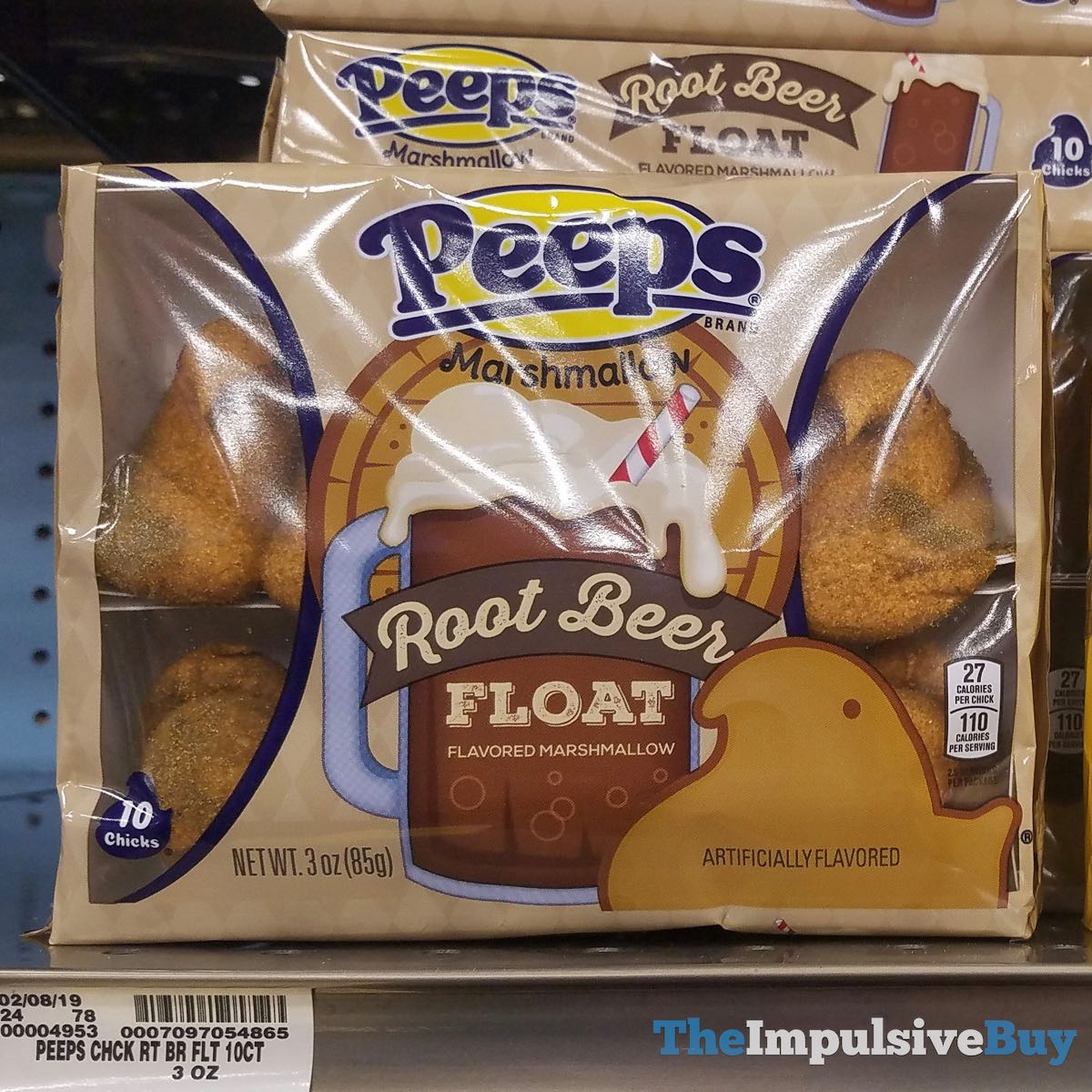 BACK ON SHELVES: Peeps Root Beer Float and Pancakes & Syrup - The Impulsive Buy
