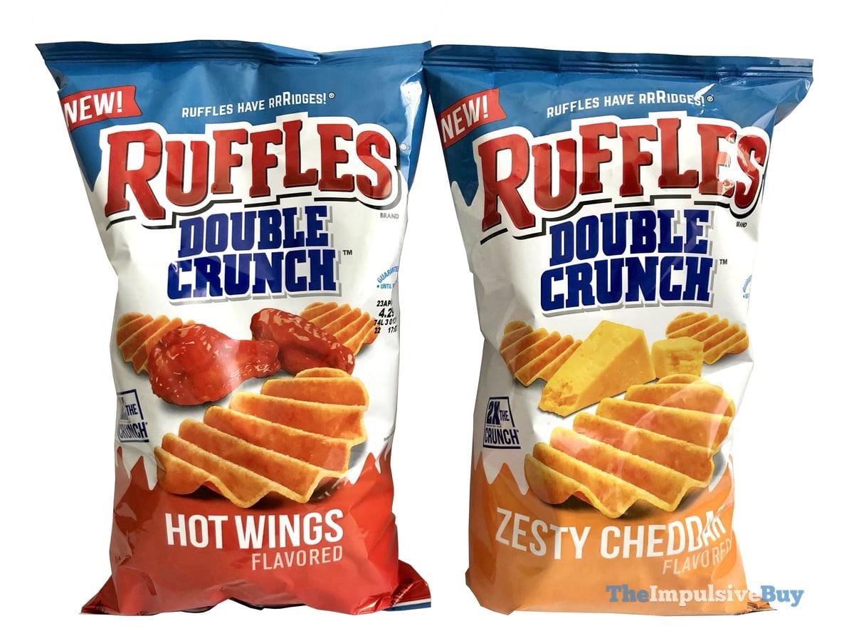 REVIEW: Ruffles Double Crunch Potato Chips - The Impulsive Buy
