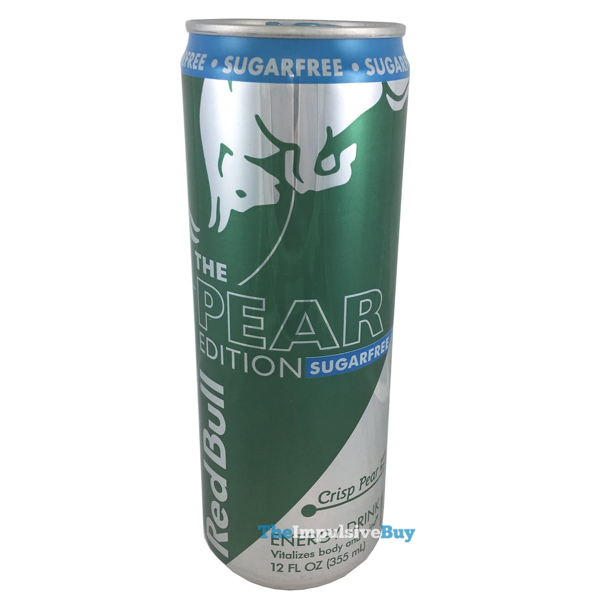 REVIEW: Red Bull Pear Edition - The