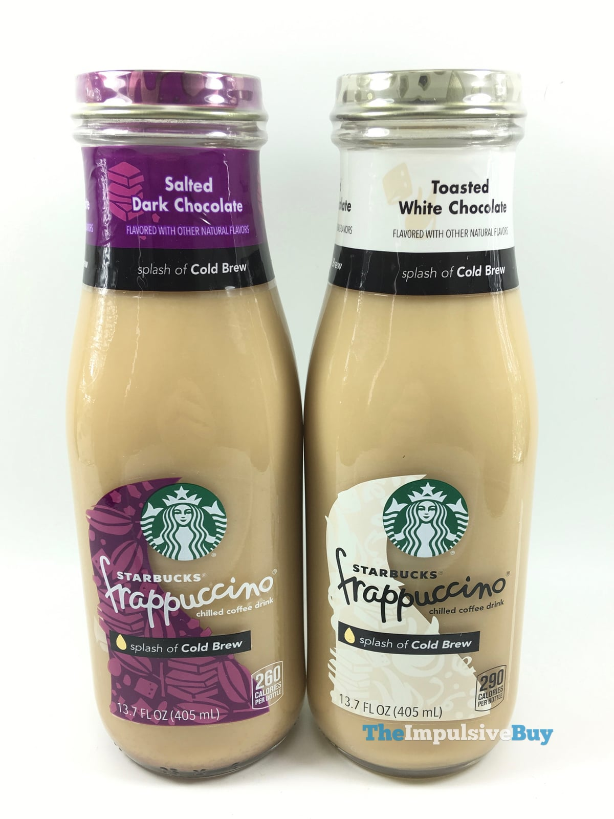 REVIEW: Starbucks Frappuccino with a