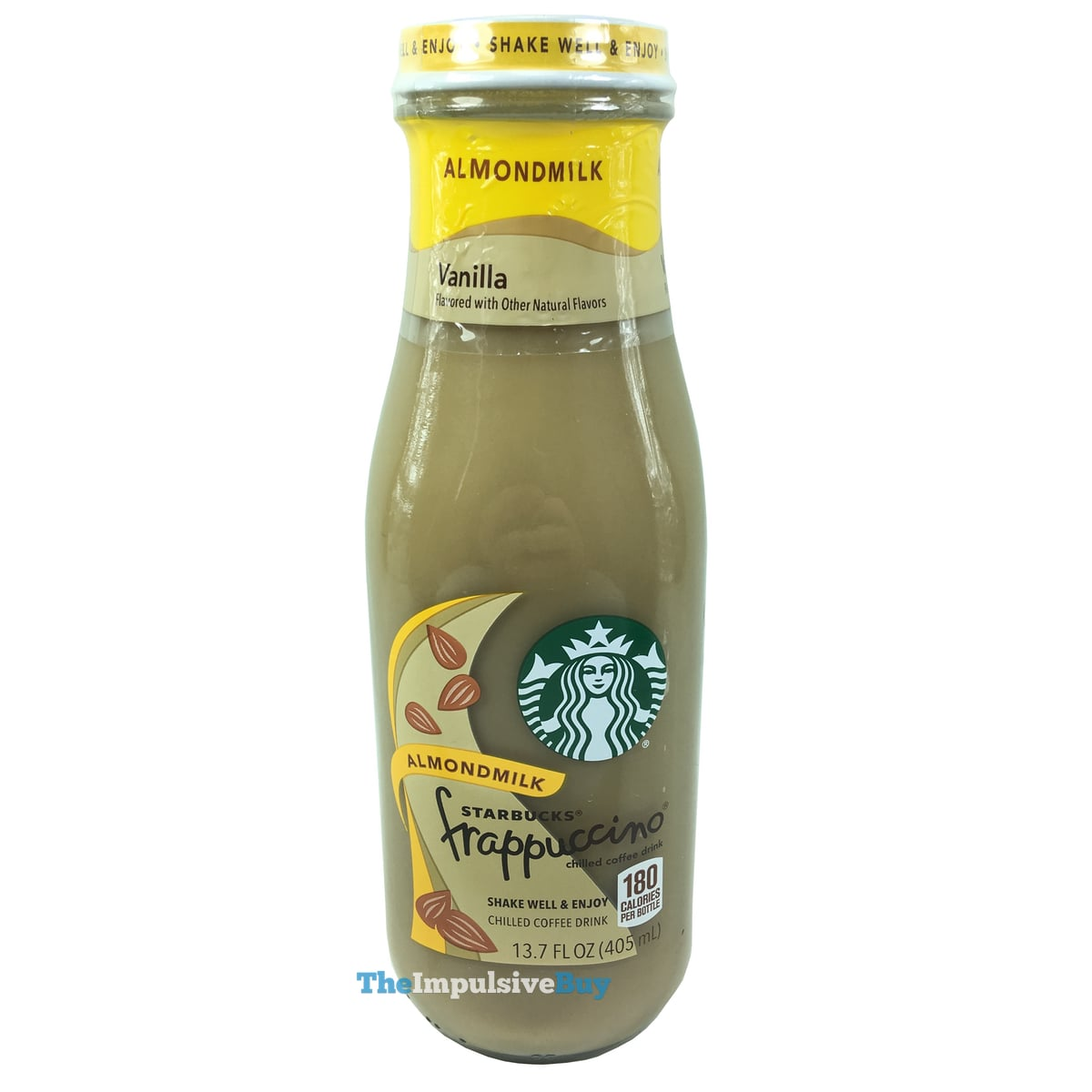 REVIEW: Starbucks Vanilla Almondmilk Frappuccino