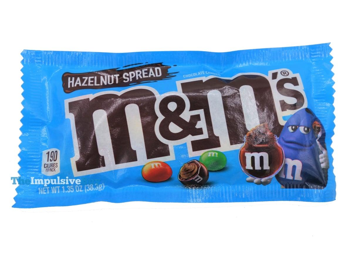 REVIEW: Hazelnut Spread M&M's - The