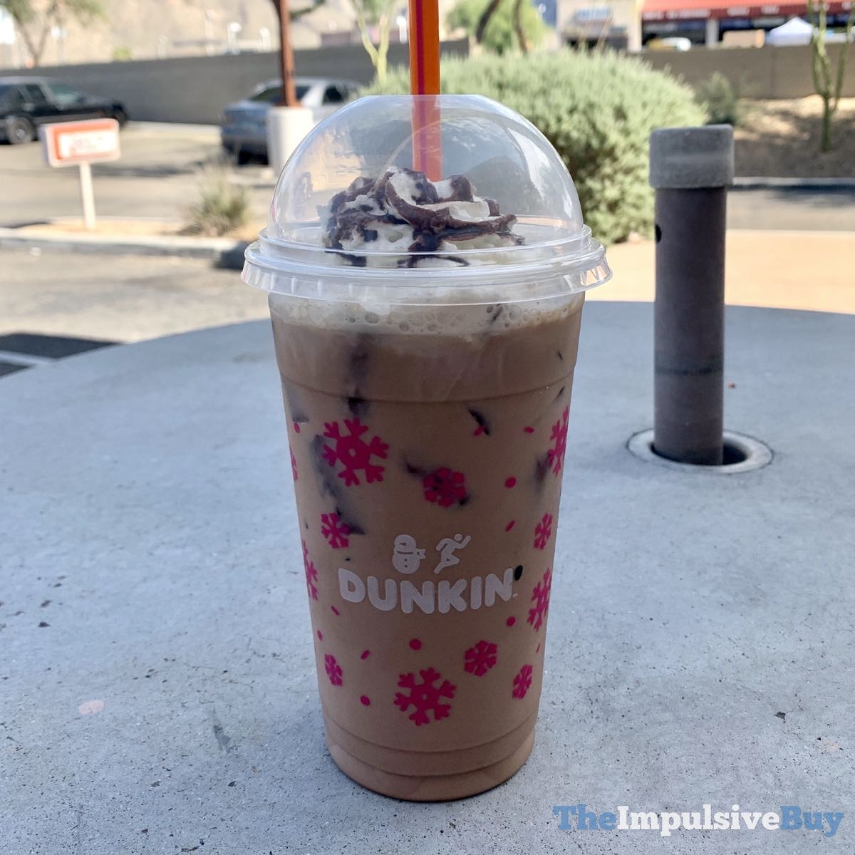 Dunkin Donuts Blueberry Crisp Iced Coffee Nutrition Facts