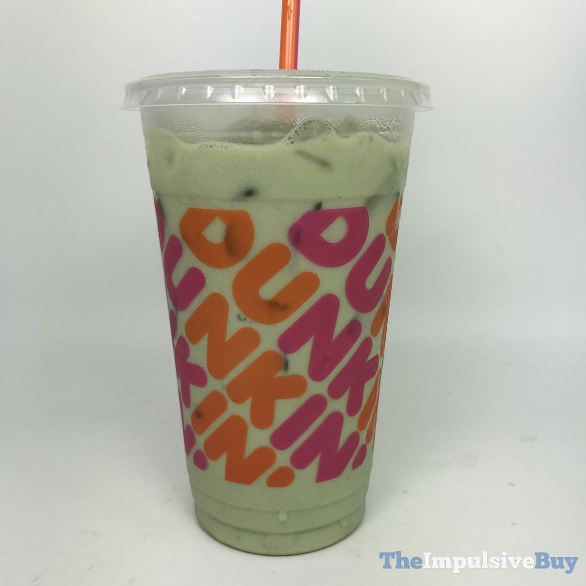 REVIEW: Dunkin' Iced Matcha Latte