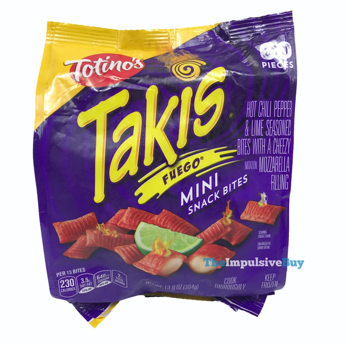 Takis Fuego Mini Snack Bites