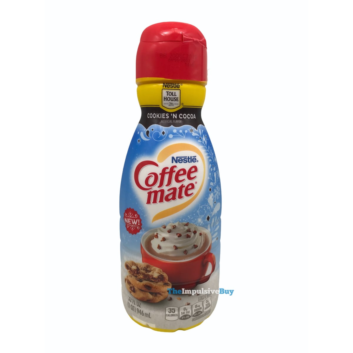 Review Nestle Coffee Mate New Fall 2020 Coffee Creamer Flavors The Impulsive Buy