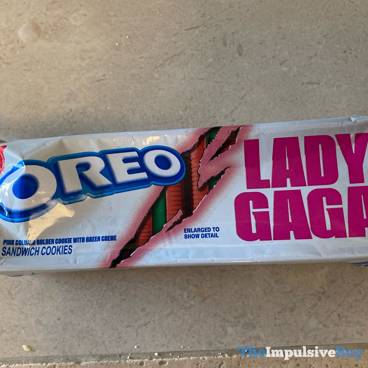 SPOTTED: Lady Gaga Oreo Cookies - The Impulsive Buy